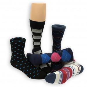 In Stock Dress Socks